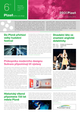 Newsletter o cestovním ruchu 6/2015
