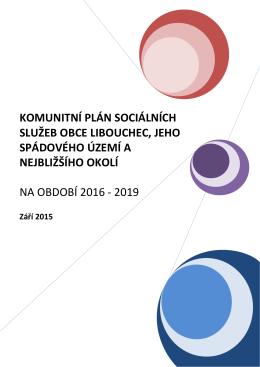 Zpracovaný komunitní plán