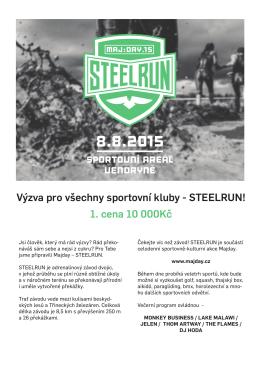 Steelrun_sportovní kluby.indd