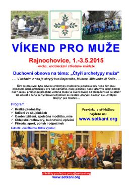 YMCA Manželská setkání a Centrum pro rodinu Ostrava