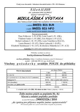 Český svaz chovatelů - Sdružení chovatelů koček v ČR