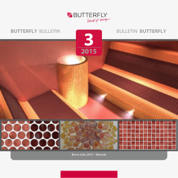 bulletin 3/2015 - Butterfly Trading sro