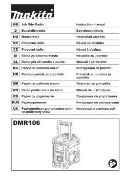 Návod DMR106