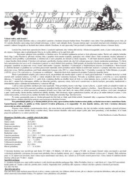 Libčanský školák č.1 2015_16  - Základní škola a mateřská škola