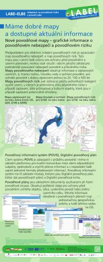 Máme dobré mapy a dostupné aktuální informace!