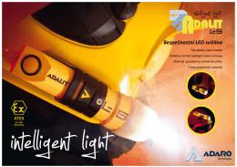 Bezpečnostní LED svítilna