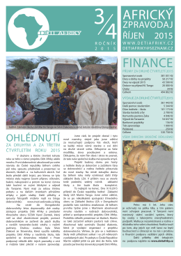 3-4/2015 - Děti Afriky