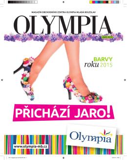 PŘICHÁZÍ JARO - Olympia Mladá Boleslav