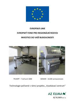 Projekty EU