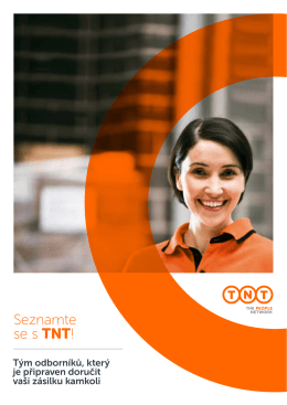 Seznamte se s TNT!