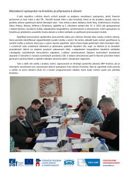 Článek - Meziobecní spolupráce je na Kraslicku připravena