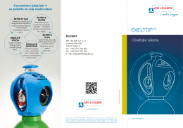 EXELTOP TM - Air Liquide