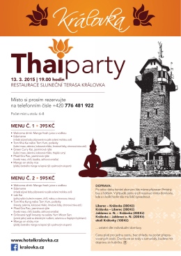 Kralovka A4 Thai party 3.indd