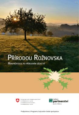 Přírodou Rožnovska