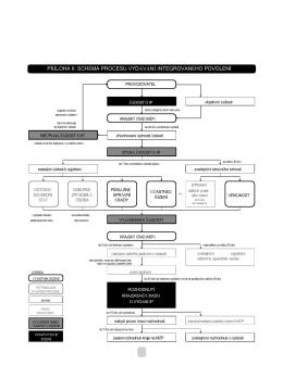 příloha ii: schéma procesu vydávání integrovaného povolení