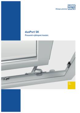 duoPort SK - brožura A4