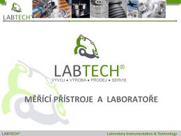 Labtech – měřicí přístroje a laboratoře