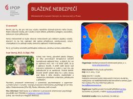 Blazene nebezpeci__Praha 2015