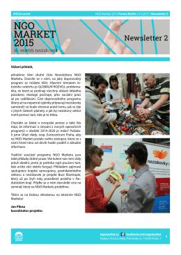 NGO MARKET 2015