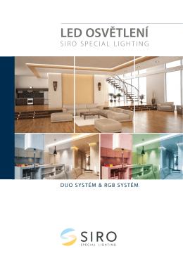 Katalog SIRO LED osvětlení