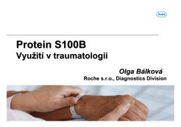 S100B - Roche Diagnostics