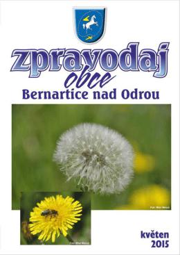 PDF, 5,76 MB - Bernartice nad Odrou