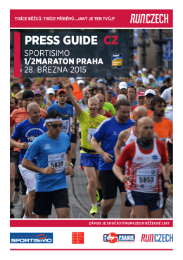 PRESS GUIDE CZ