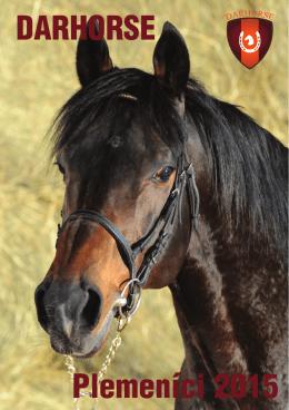 Plemeníci 2015 DARHORSE