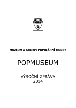 POP MUSEUM