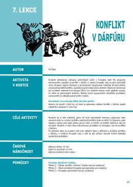 L7 – Konflikt v Dárfúru