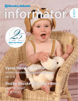 Informátor 3/2015 - Slezská diakonie