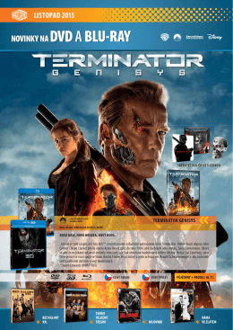 novinky na dvd a blu-ray listopad 2015