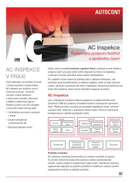 AC Inspekce