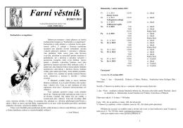 Fv 4 - 2015pdf - Římskokatolická farnost Telč