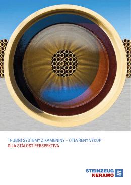 trubní systémy z kameniny - Steinzeug