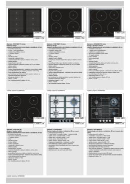 Siemens varné desky - Vyroba
