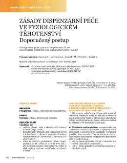stáhnout - portál Sekce ultrazvukové diagnostiky ČGPS ČLS JEP