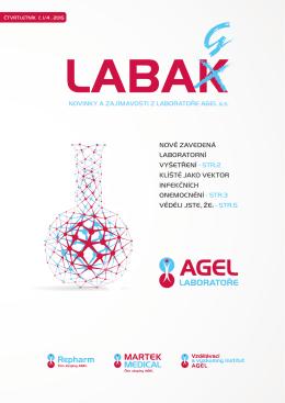 labag 2015/01 - Laboratoře AGEL