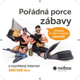 zábavy - Netbox