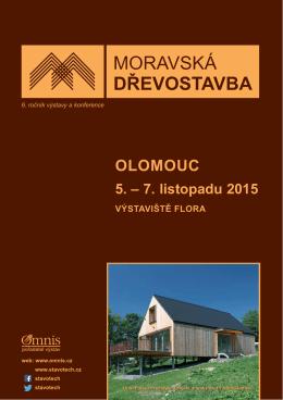 Moravská Dřevostavba - Omnis Olomouc, a.s.