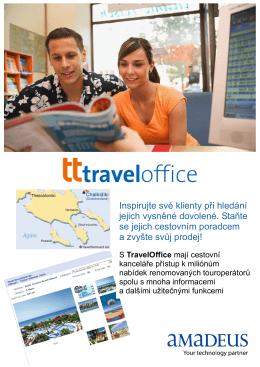 Inspirujte své klienty při hledání jejich vysněné dovolené. Staňte se