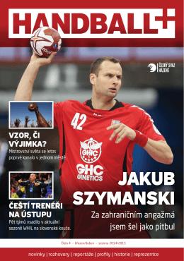 Zde - Český svaz házené