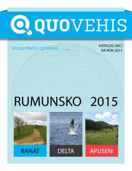RUMUNSKO 2015