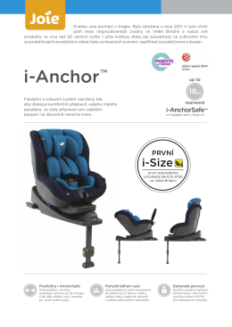 i-Anchor™ - Babypoint
