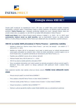 ZDE - Patria Direct
