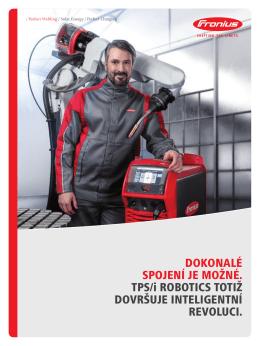 TPS/i Robotics_leaflet_CS