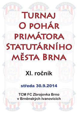 Turnaj O pohár primátora Statutárního města Brna