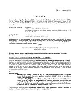 DV_213_13 - Exekutorský úřad pro Prahu 6