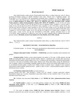 stáhnout dokument - Městys Dolní Cerekev