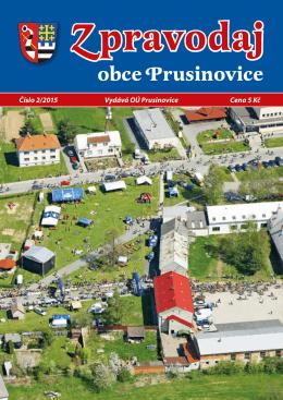 Číslo 2/2015 - Prusinovice